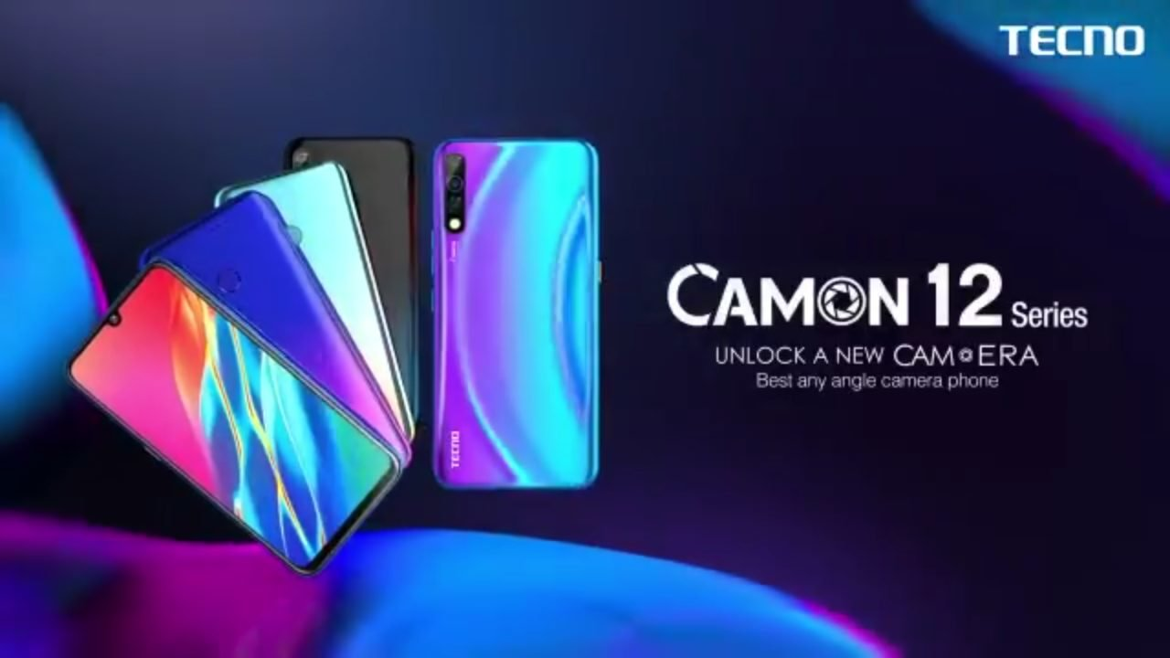 Tecno Camon 12 in Nigeria