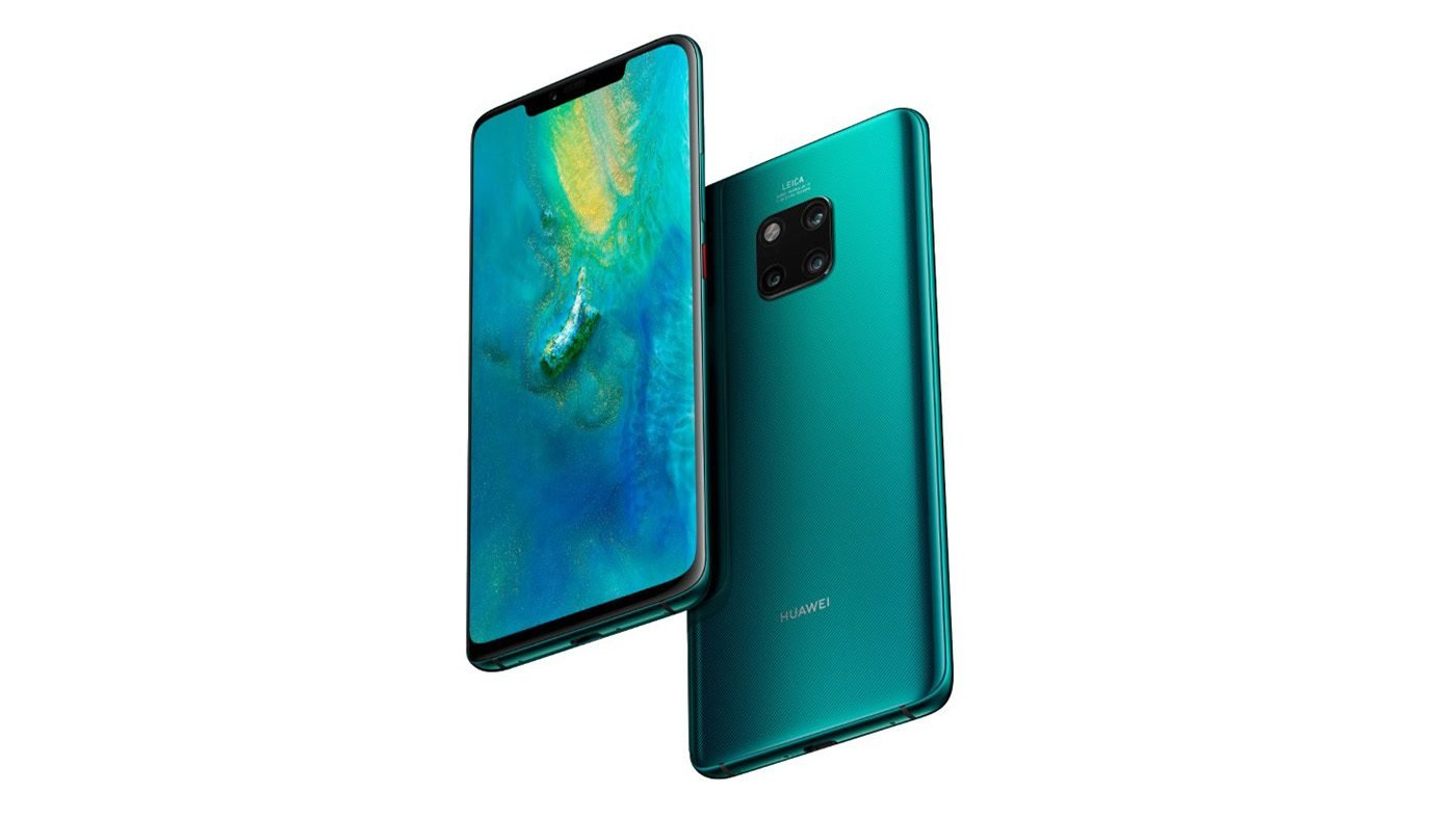 Huawei Mate 30 and Mate X won't contain Google Services