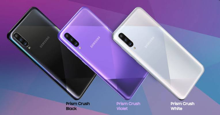 Samsung Galaxy A30s and the Galaxy A50s launched in India