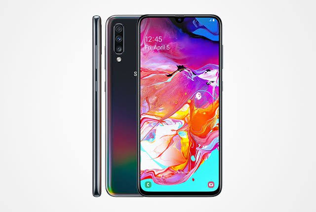 Samsung Galaxy A70s price India