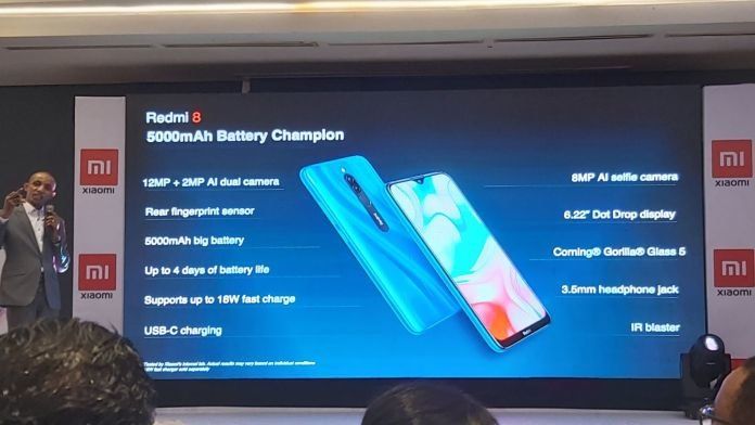 All Xiaomi Redmi 8, including Note 8 series Now Official in Nigeria 4