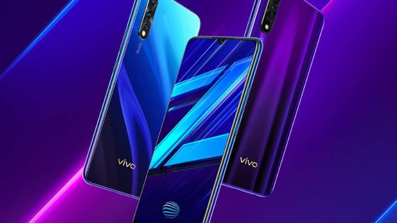 Vivo Z1X 8GB RAM India