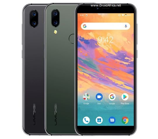 UMiDIGI A3S Specifications features and price