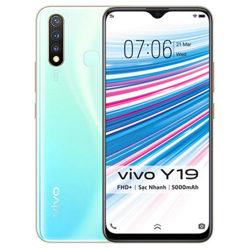 Vivo Y19 launch