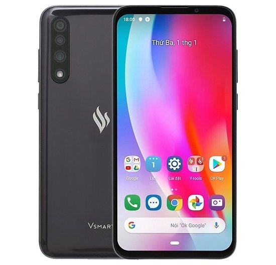 VSmart Live Specifications features and price