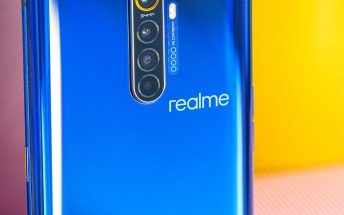Realme's first 5G smartphone to arrive soon to be called, Realme X50 5G.