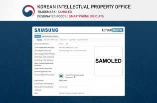 Samsung SAMOLED panel