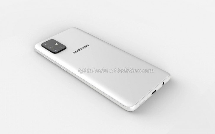 Samsung Galaxy A71 official launch date