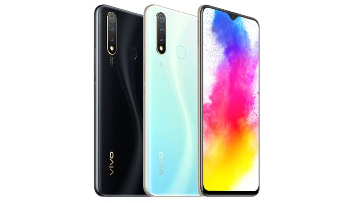 Vivo Z5i launch