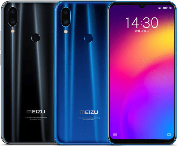 Meizu Note 9 India