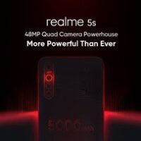 Realme 5s specifications