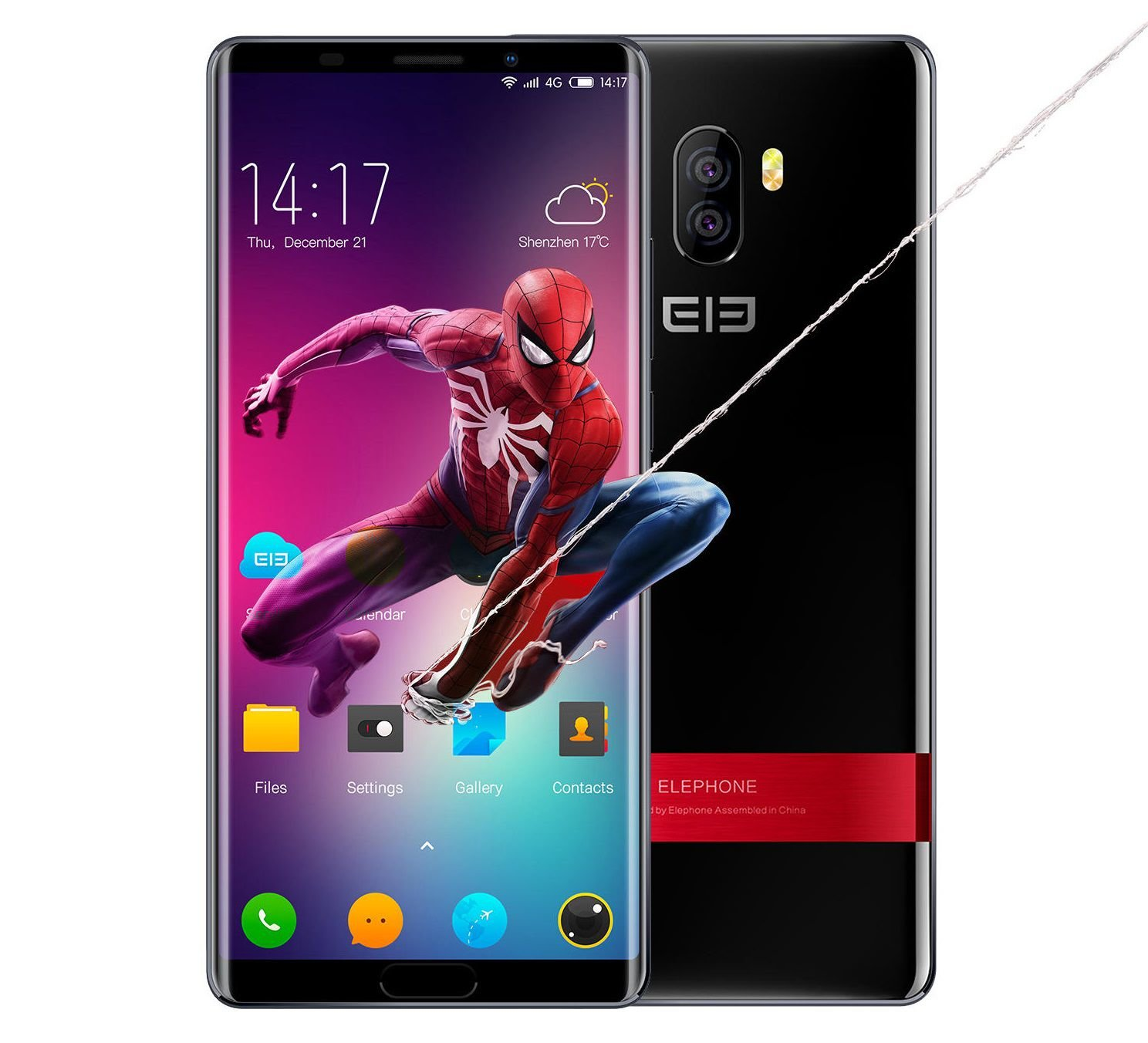 ElePhone P11 3D specification features and price