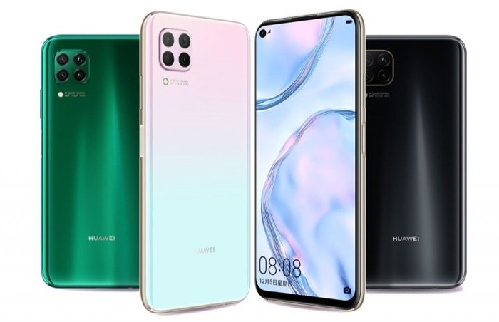Huawei Nova 6 SE specifications
