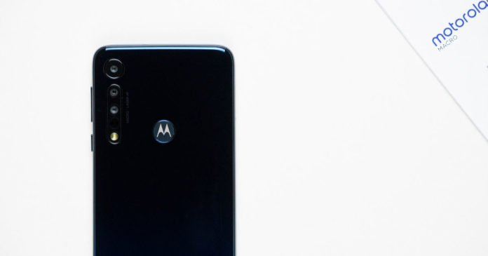 Motorola G8 Power WiFi certification