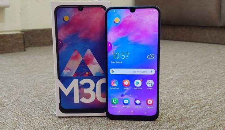 Samsung Galaxy M20 & M30 Android 10 update