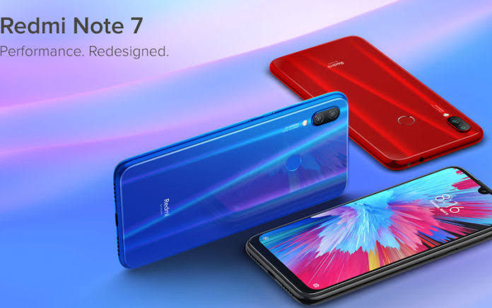 Xiaomi Redmi Note 7 Android 10 update