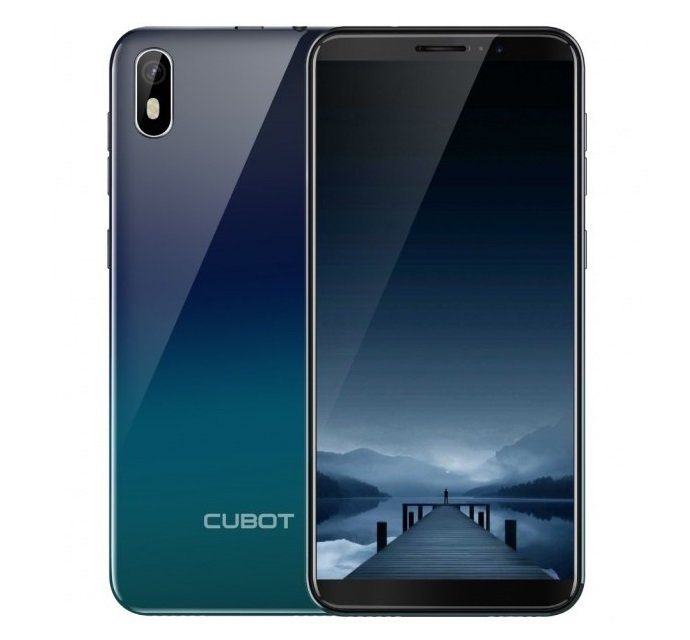 Cubot J5 specifications features and price