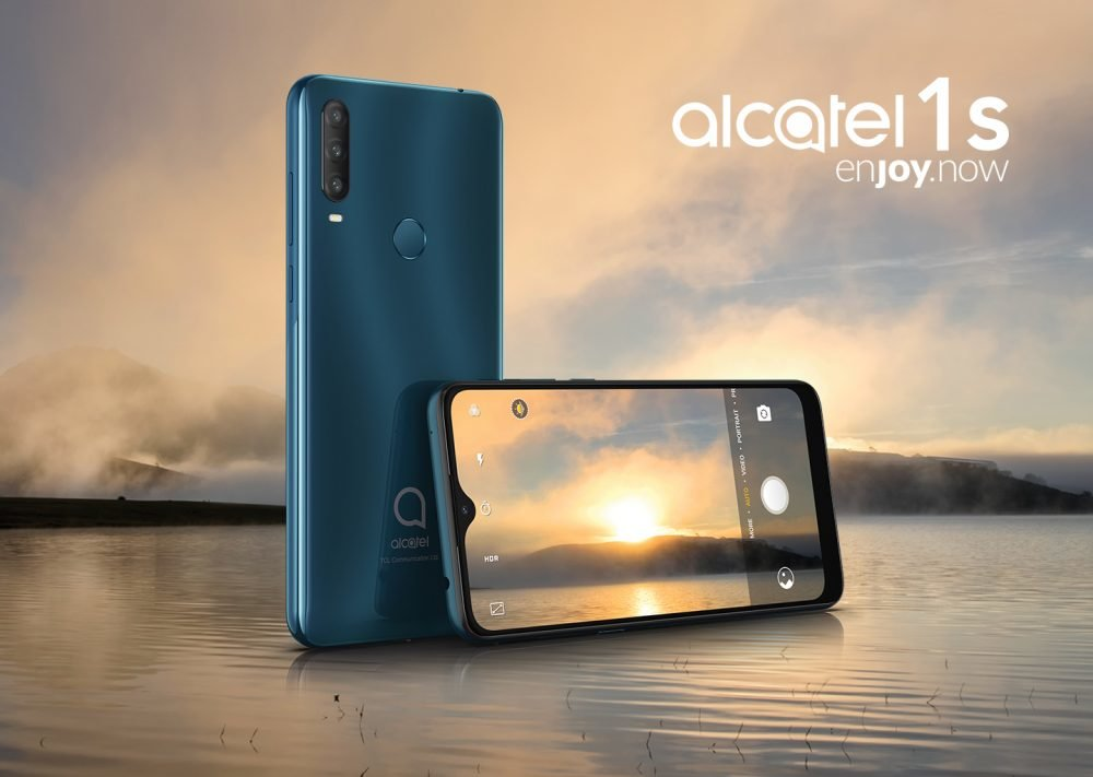 Alcatel 1S (2020) review