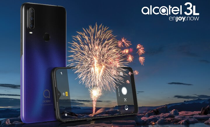 Alcatel 3L (2020) Review