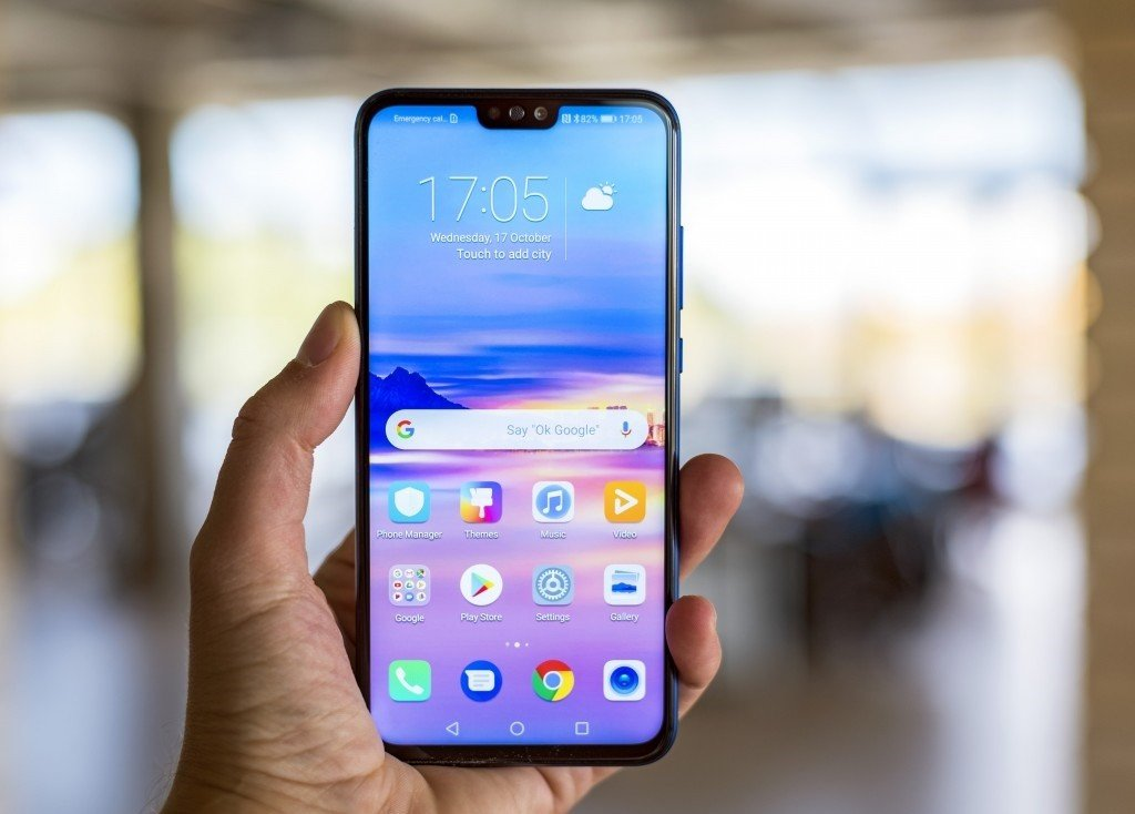 Honor 8X android 10 update