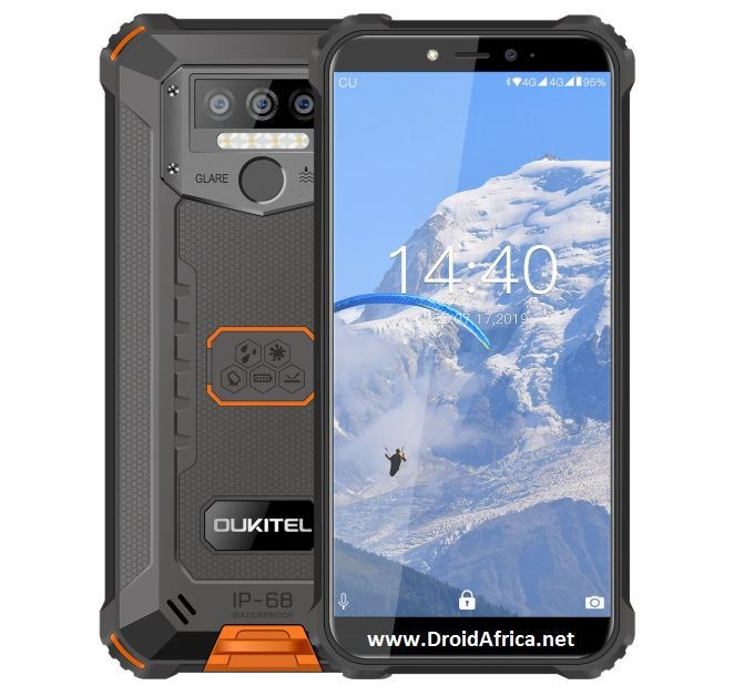 Oukitel WP5 specifications features and price