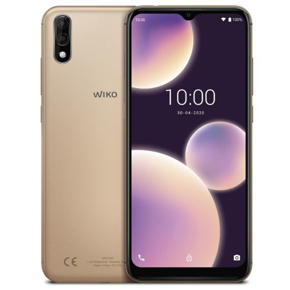 Wiko View 4 Lite specifications features and price