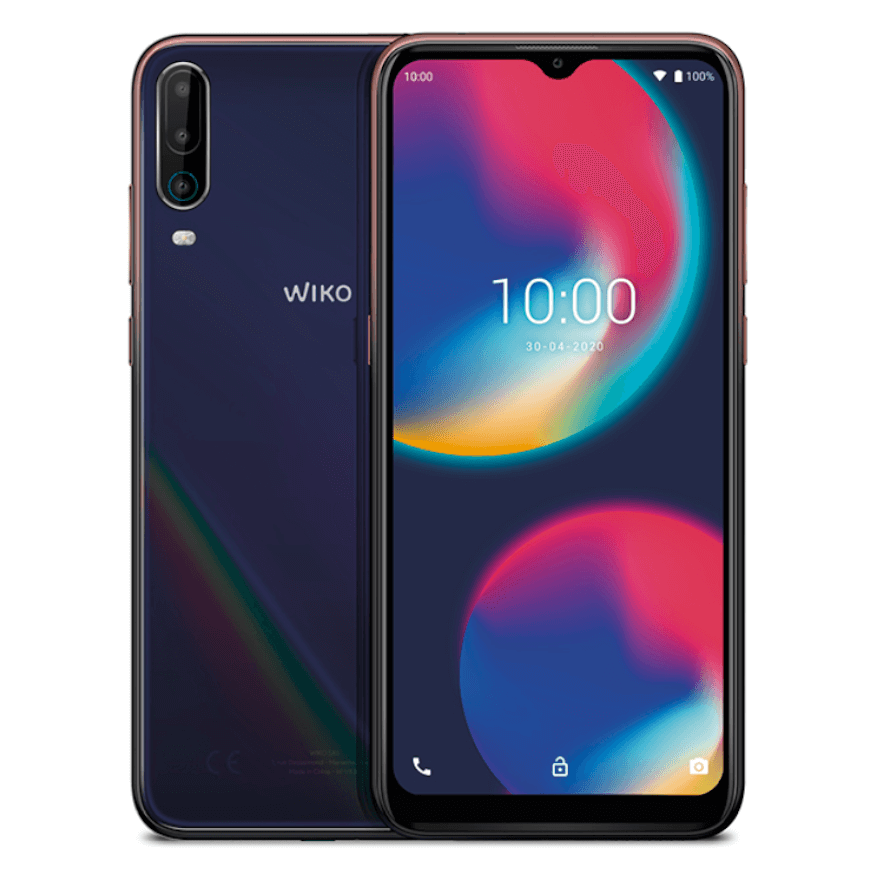 Wiko View 4 specifications features and price