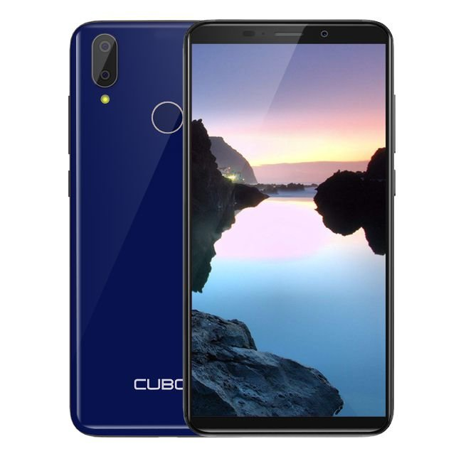 Cubot J7 specifications features and price