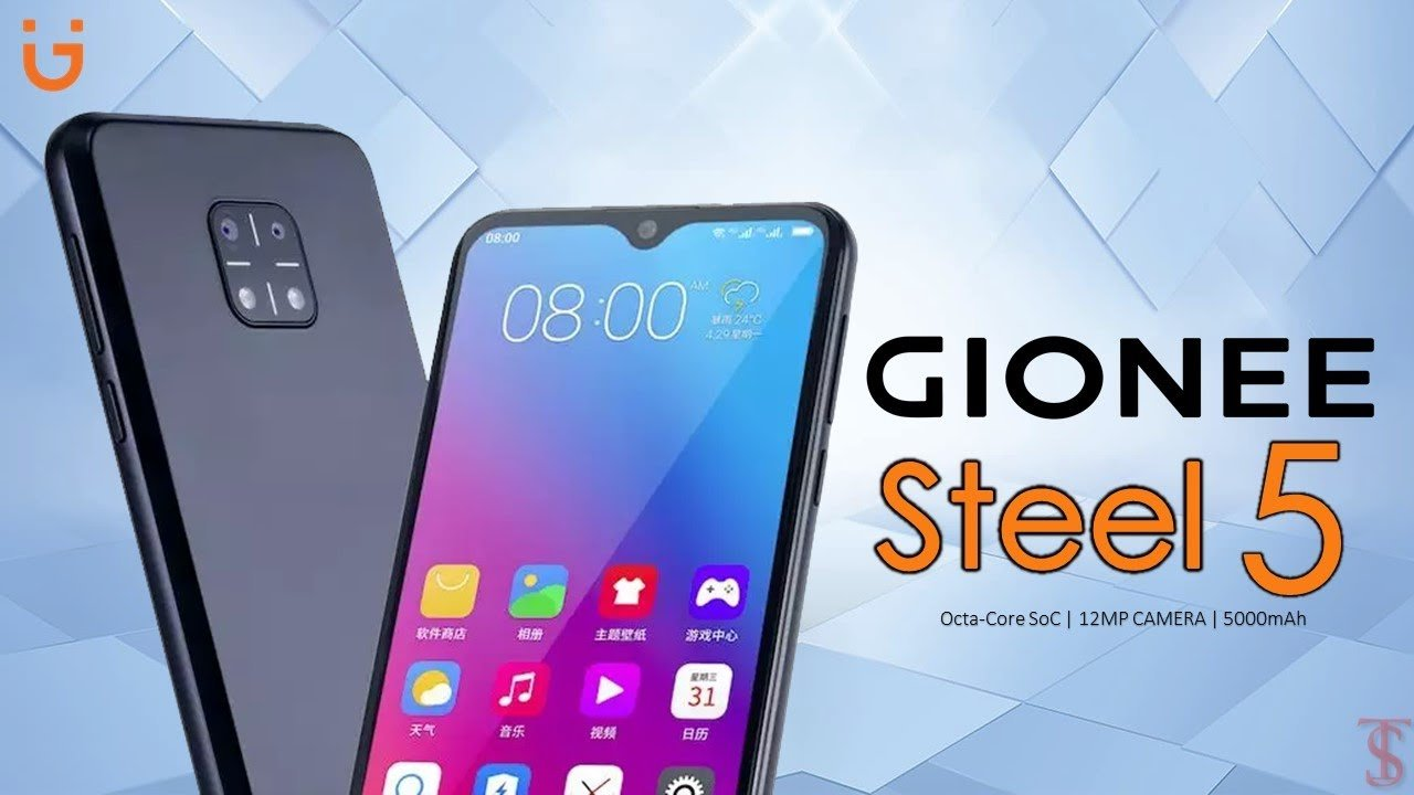 Gionee Steel 5 review