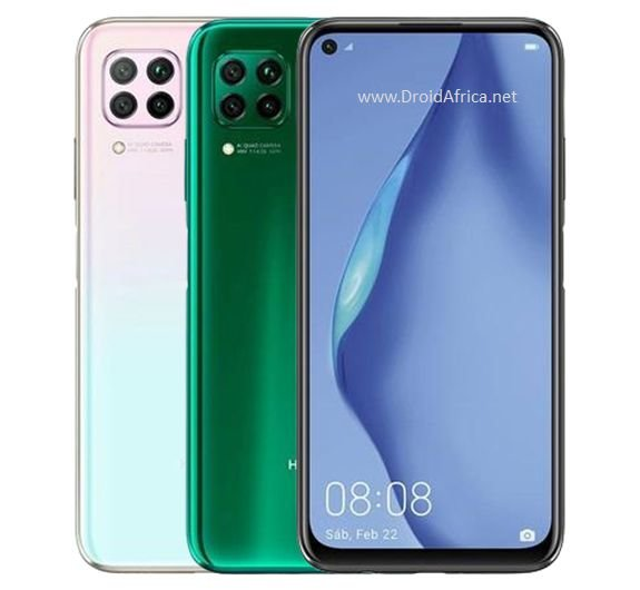 Huawei P40 Lite specifications features and price
