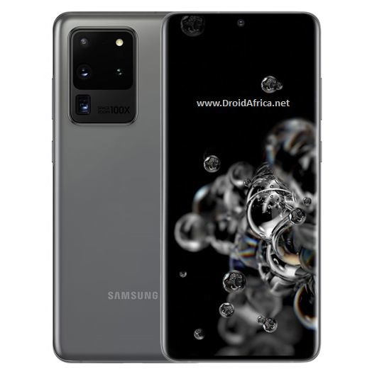 Samsung Galaxy S20 Ultra specifications features and price