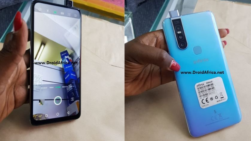 Infinix S5 Pro to come with XOS 6.0 Dolphin based on Android 10 2