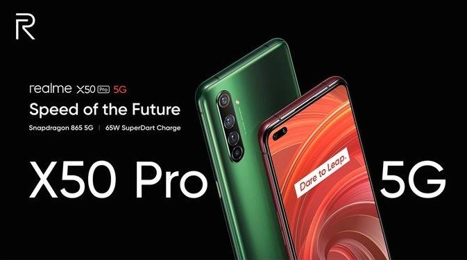 realme X50 PRo unveiled in india