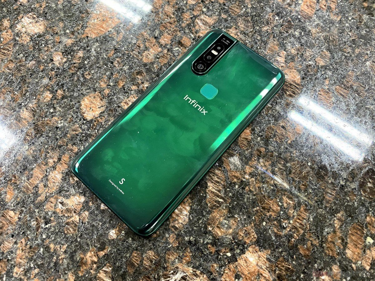 All we know about the Infinix S5 Pro; launching soon 2