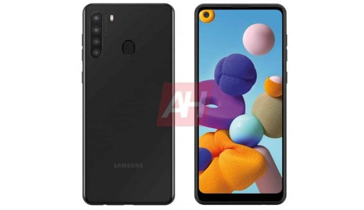 Samsung Galaxy A21s could come with a large 5000mAh battery 1
