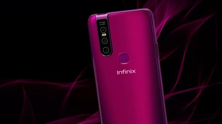 Infinix S5 Pro price in india