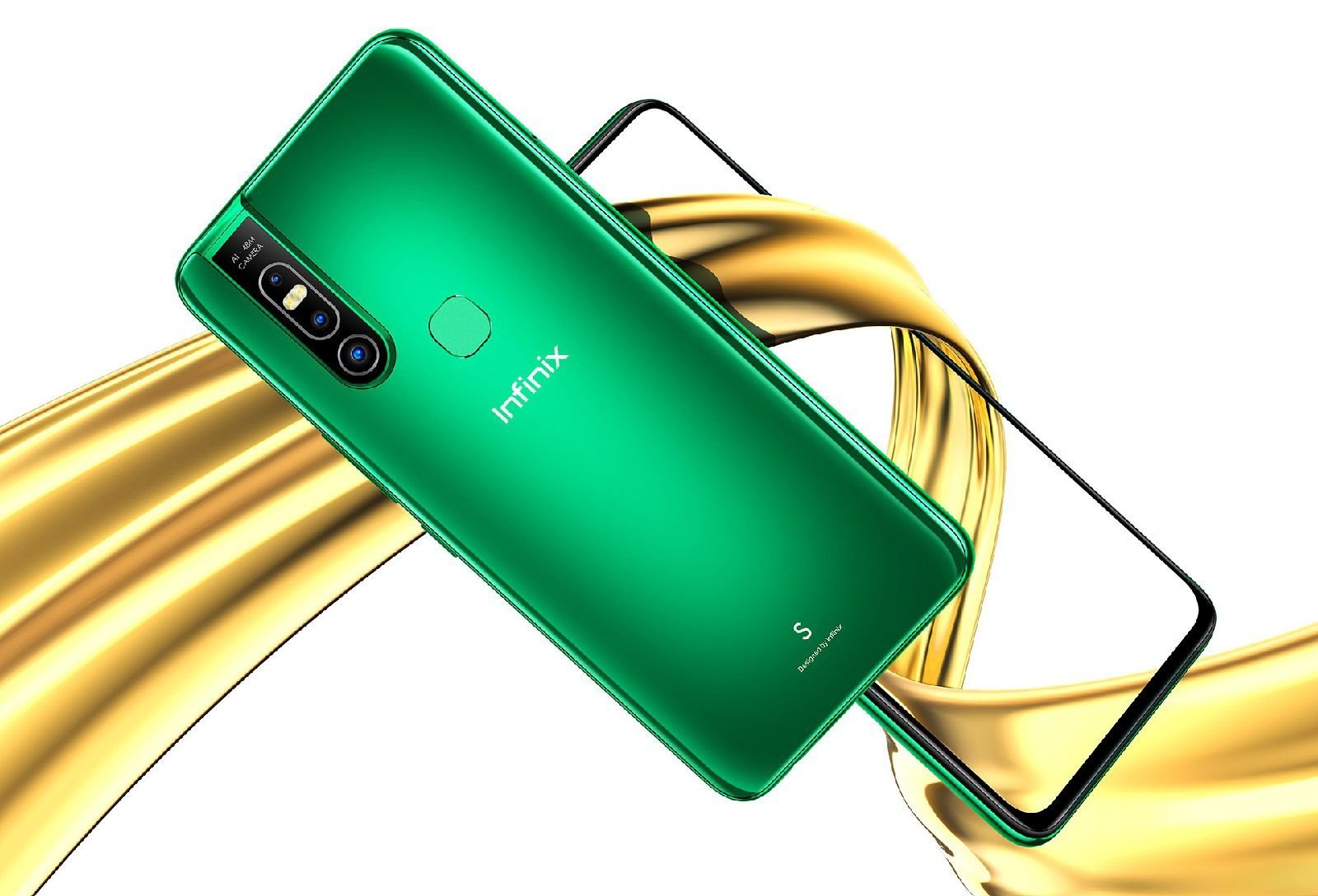 Infinix S5 Pro now official in Nigeria with Helio P35 CPU 1