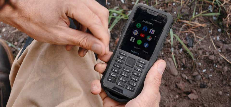 Nokia 800 Tough review