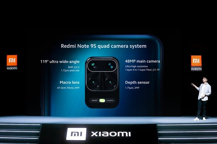 Xiaomi Redmi Note 9s with Snapdragon 720G arrives in Nigeria 1