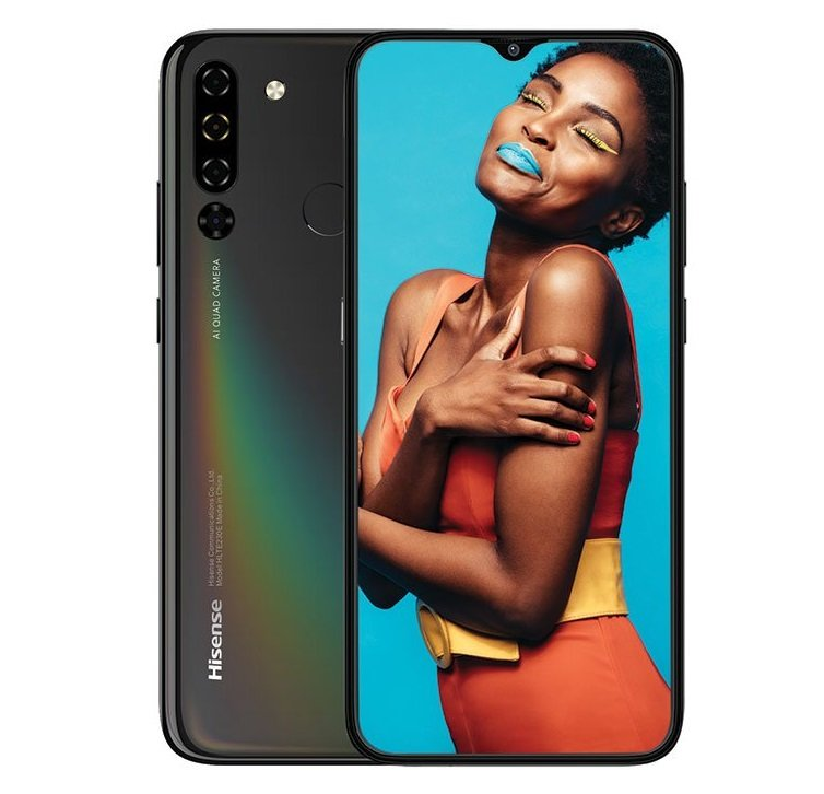 HiSense Infinity H40 Lite specifications features and price