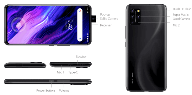 UMiDIGI S5 Pro now official; has pop-up selfie, 6GB RAM and more! 5