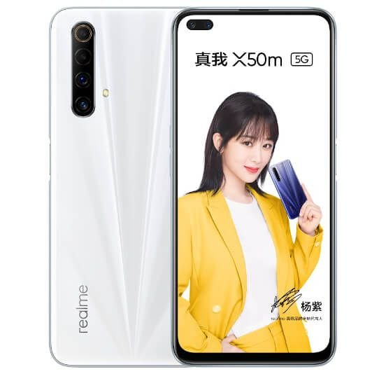 Realme X50m is official; has Snapdragon 765G, and $280 price tag 1