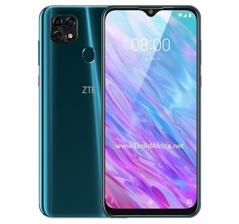 ZTE Blade 10 Smart specifications features and priec