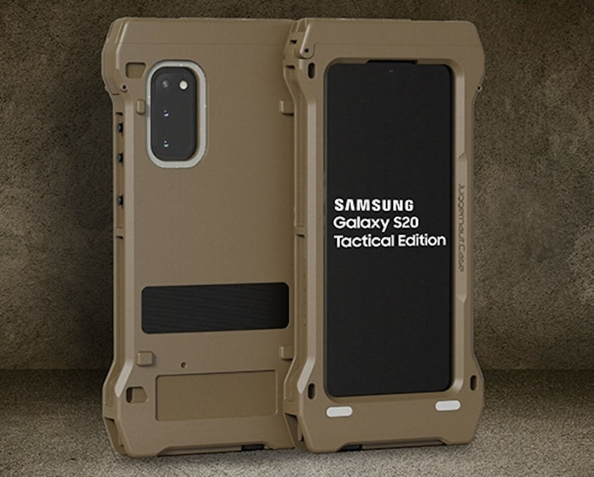 Samsung Galaxy S20 TE (Tactic Edition) official in the US with 12GB RAM 1