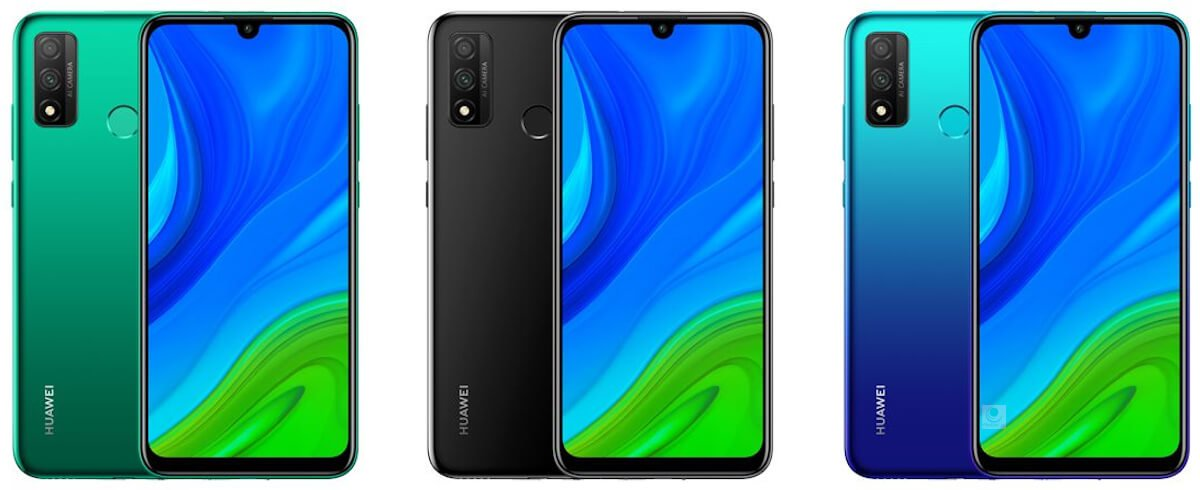 Huawei P Smart 2020 official with 6.21-inch display and Kirin 710 3
