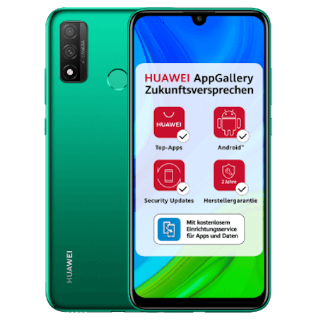 Huawei P smart 2020 specifications features and price