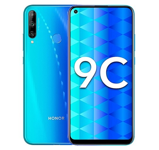 Honor 9C specifications features and price