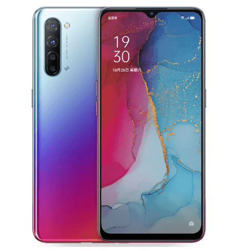 Oppo reno3 specifications features and price