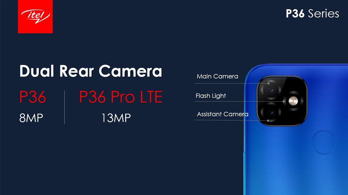 iTel P36 and the P36 Pro LTE official in Nigeria with 5000mAh battery 8