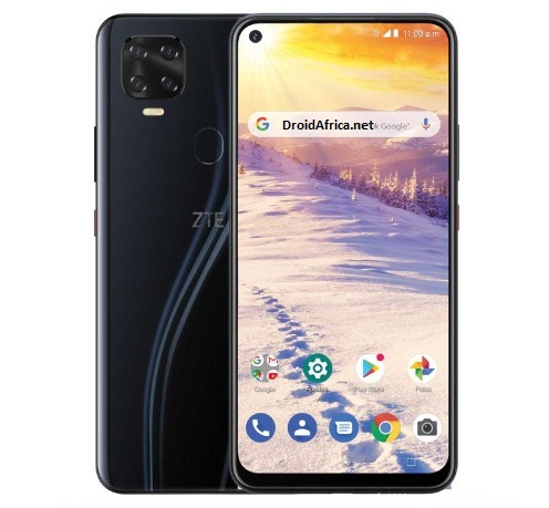 ZTE Blade V2020 now official in Mexico with Mediatek Helio P70 5